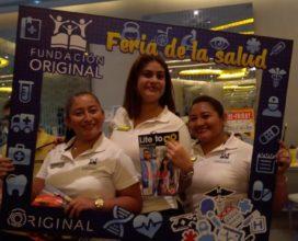 Funación Original   Feria de la Salud 2018